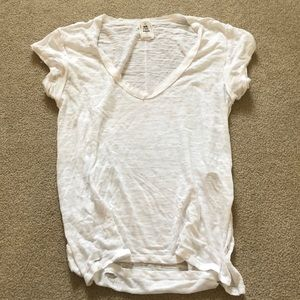 Free People we the free v neck top